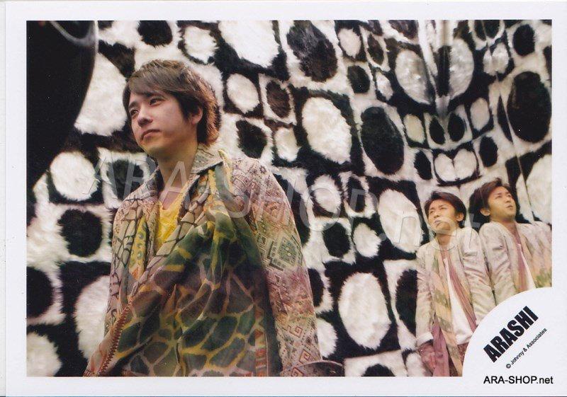 SHOP PHOTO - ARASHI - PAIRINGS - OHMIYA #022