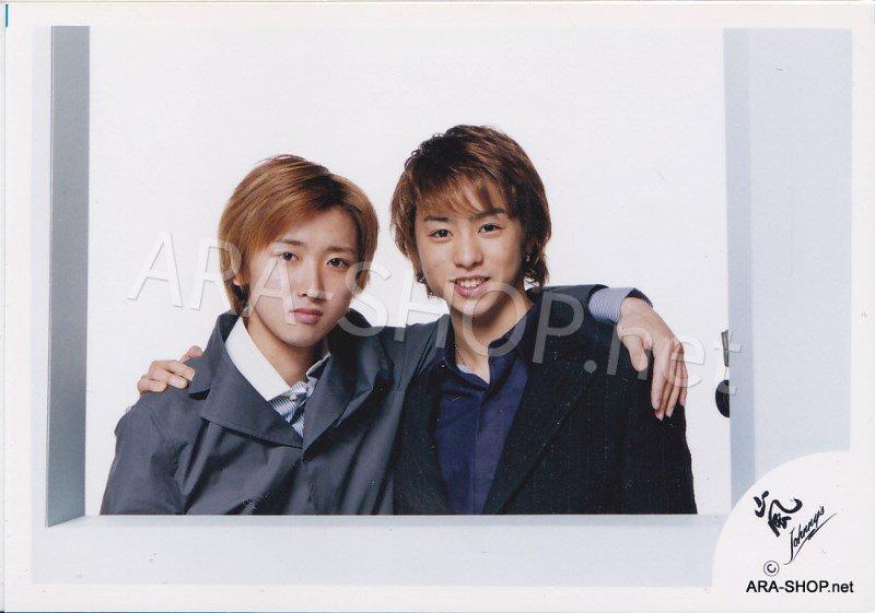 SHOP PHOTO - ARASHI - PAIRINGS - YAMA PAIR #002