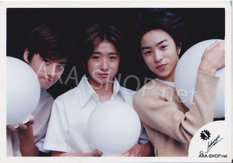 SHOP PHOTO - ARASHI - PAIRINGS - YAMA PAIR #003