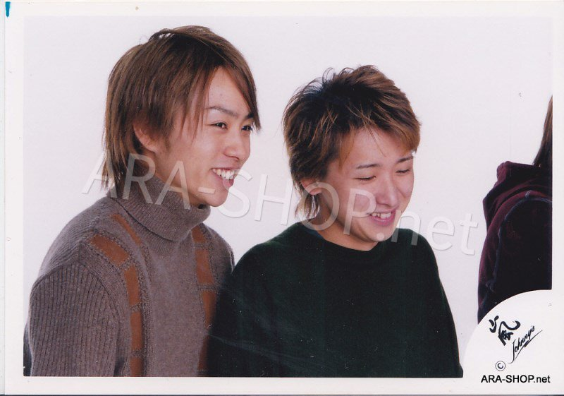 SHOP PHOTO - ARASHI - PAIRINGS - YAMA PAIR #008