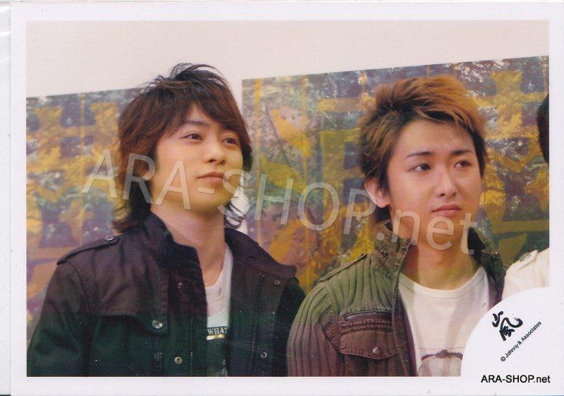 SHOP PHOTO - ARASHI - PAIRINGS - YAMA PAIR #016