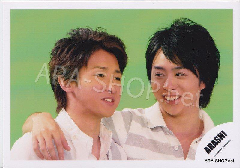 SHOP PHOTO - ARASHI - PAIRINGS - YAMA PAIR #019