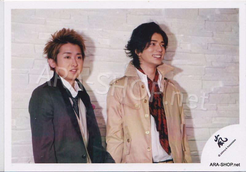 SHOP PHOTO - ARASHI - PAIRINGS - TOSHIUE&SHITA PAIR #016