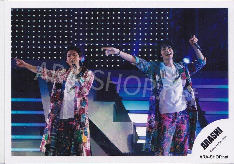 SHOP PHOTO - ARASHI - PAIRINGS - TOSHIUE&SHITA PAIR #019