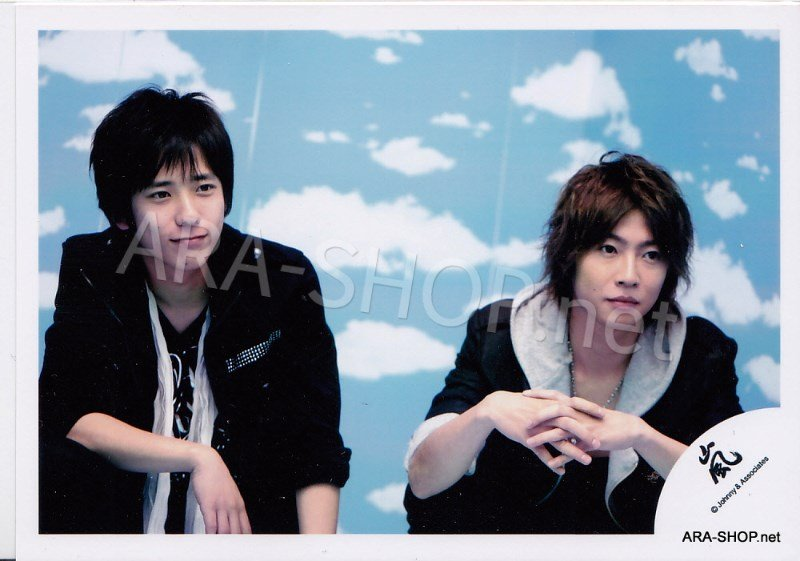 SHOP PHOTO - ARASHI - PAIRINGS - AIMIYA #021