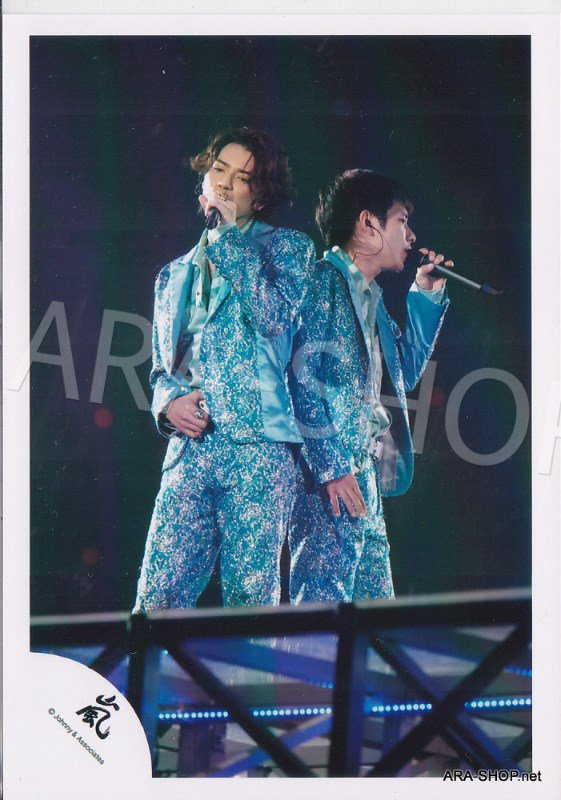 SHOP PHOTO - ARASHI - PAIRINGS - MATSUMIYA #006