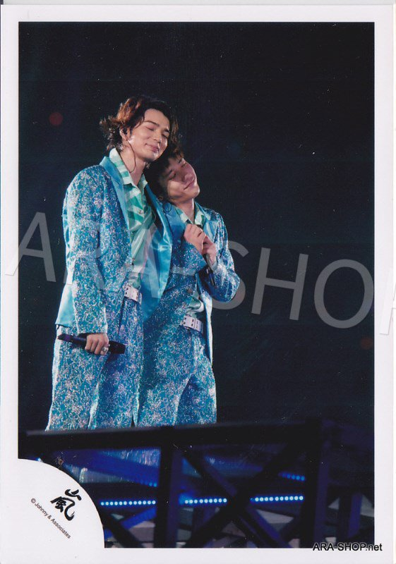 SHOP PHOTO - ARASHI - PAIRINGS - MATSUMIYA #007