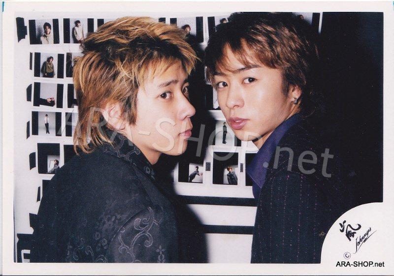 SHOP PHOTO - ARASHI - PAIRINGS - SAKUMIYA #008