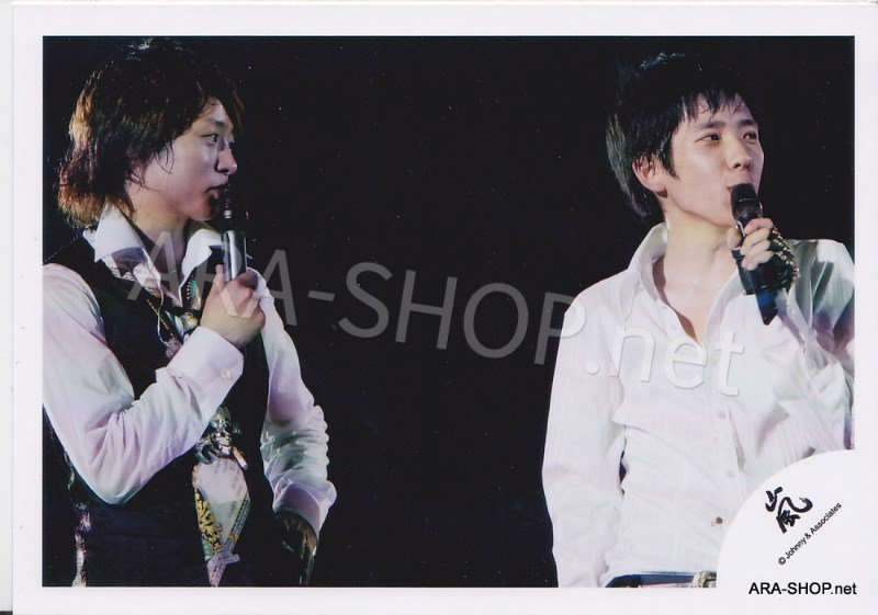SHOP PHOTO - ARASHI - PAIRINGS - SAKUMIYA #023