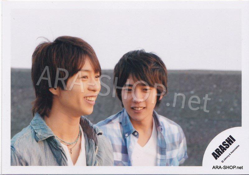SHOP PHOTO - ARASHI - PAIRINGS - SAKUMIYA #027