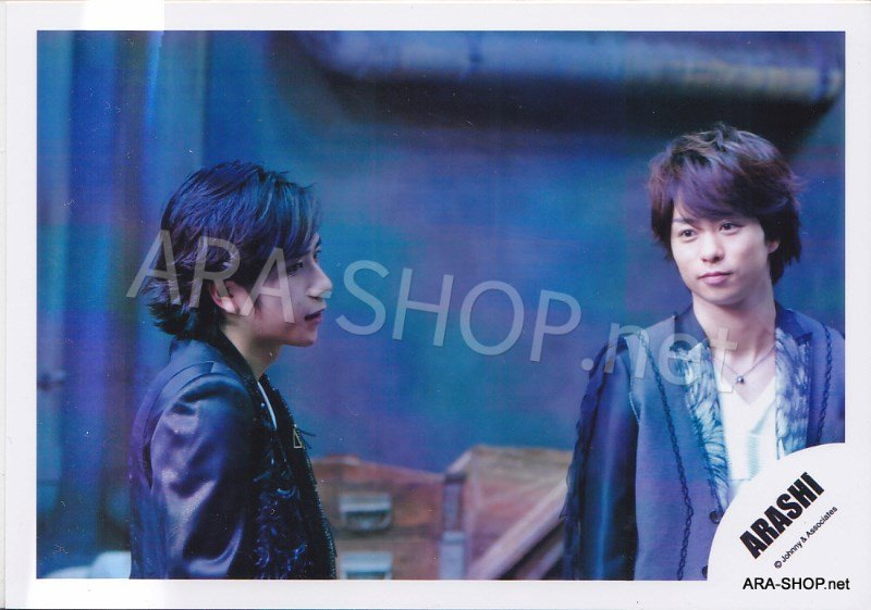 SHOP PHOTO - ARASHI - PAIRINGS - SAKUMIYA #034