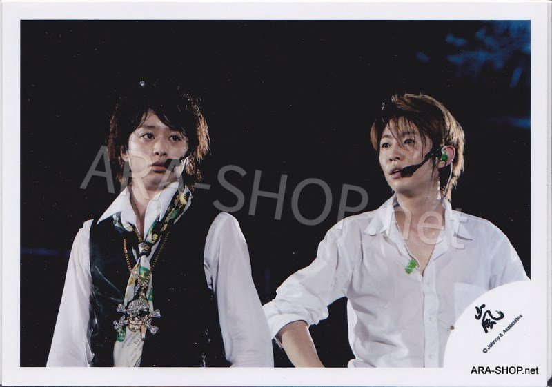 SHOP PHOTO - ARASHI - PAIRINGS - SAKURAIBA #009