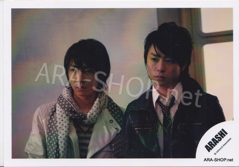 SHOP PHOTO - ARASHI - PAIRINGS - SAKURAIBA #014