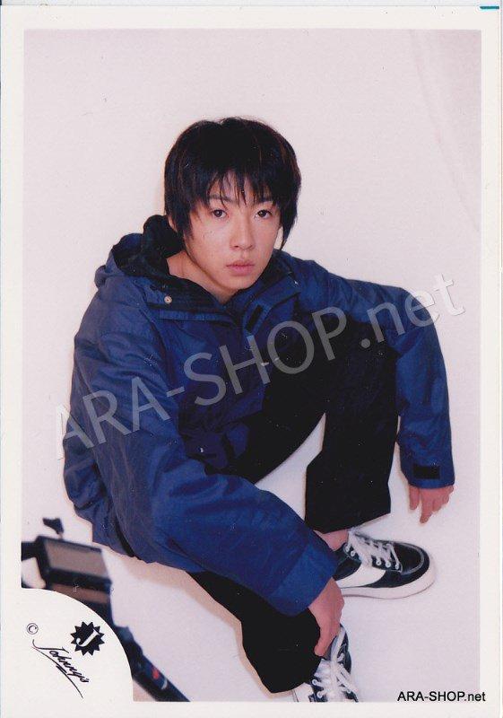 SHOP PHOTO - ARASHI - AIBA MASAKI #014