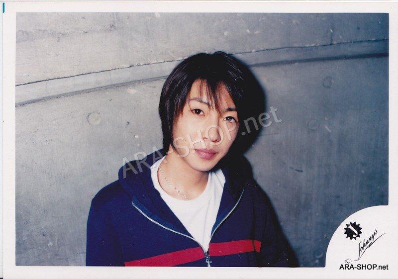 SHOP PHOTO - ARASHI - AIBA MASAKI #020