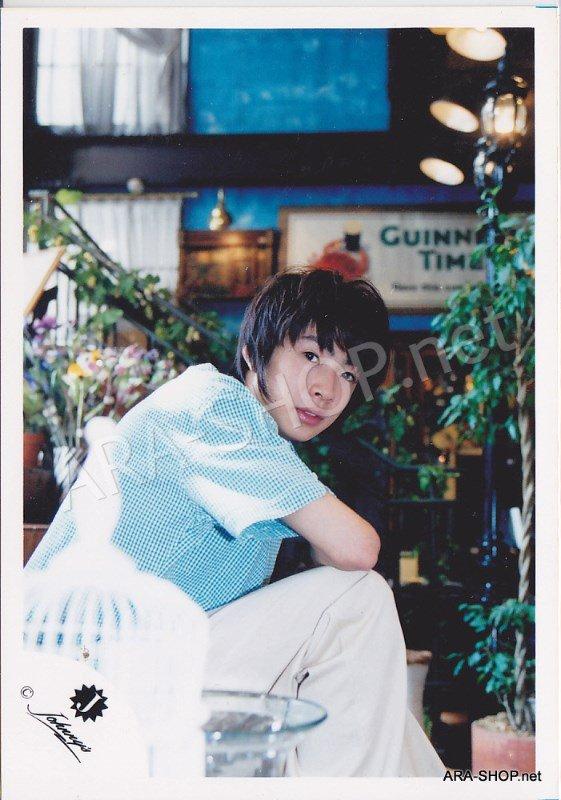 SHOP PHOTO - ARASHI - AIBA MASAKI #024