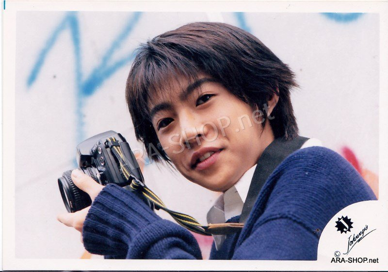 SHOP PHOTO - ARASHI - AIBA MASAKI #026