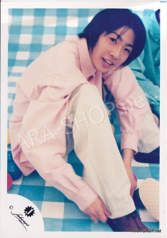 SHOP PHOTO - ARASHI - AIBA MASAKI #027