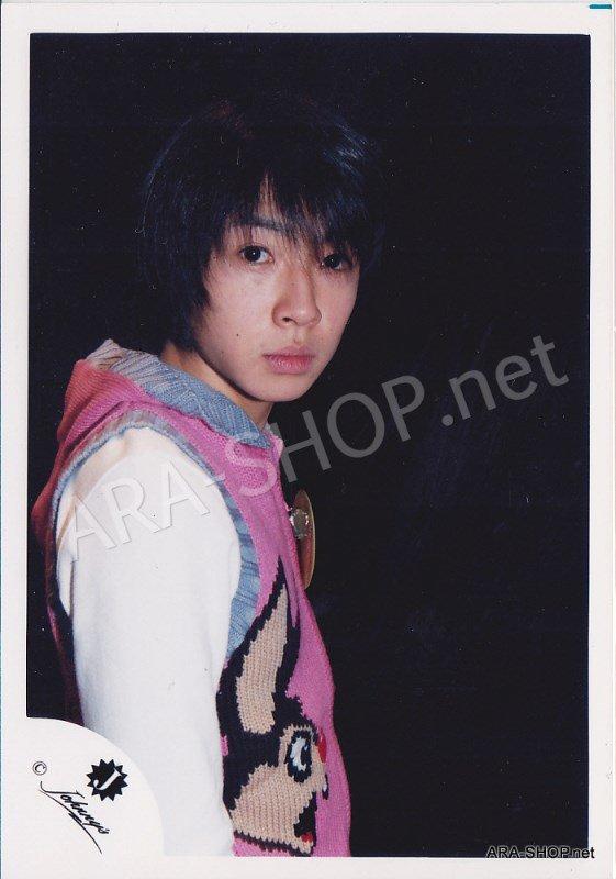 SHOP PHOTO - ARASHI - AIBA MASAKI #030