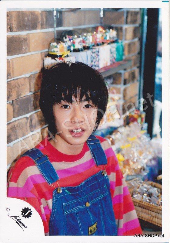 SHOP PHOTO - ARASHI - AIBA MASAKI #034