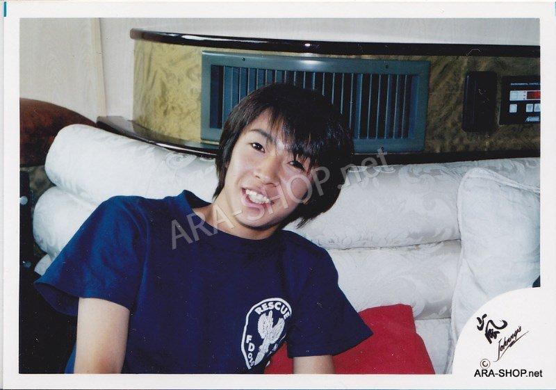 SHOP PHOTO - ARASHI - AIBA MASAKI #039