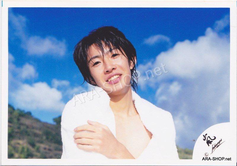 SHOP PHOTO - ARASHI - AIBA MASAKI #040