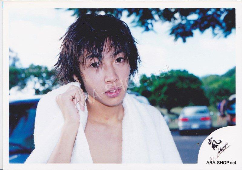 SHOP PHOTO - ARASHI - AIBA MASAKI #047