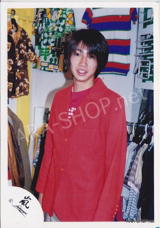 SHOP PHOTO - ARASHI - AIBA MASAKI #053