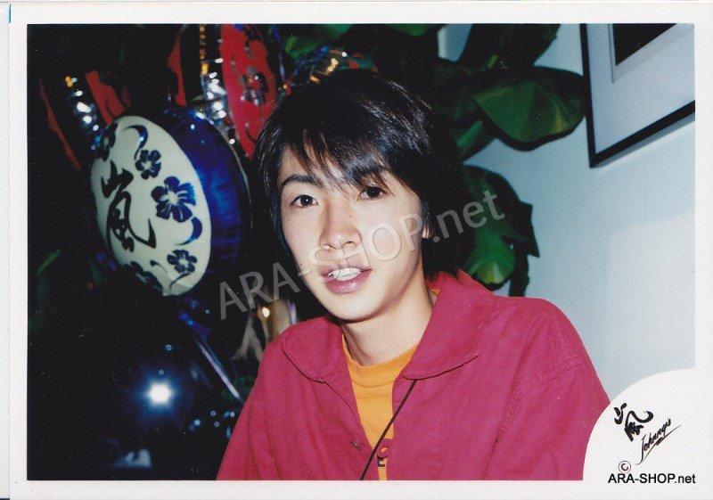 SHOP PHOTO - ARASHI - AIBA MASAKI #055