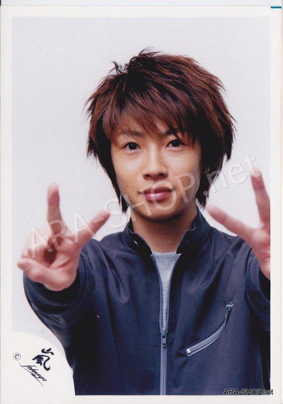 SHOP PHOTO - ARASHI - AIBA MASAKI #069