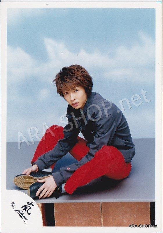 SHOP PHOTO - ARASHI - AIBA MASAKI #070