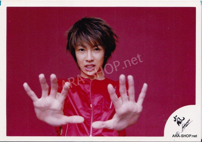 SHOP PHOTO - ARASHI - AIBA MASAKI #074