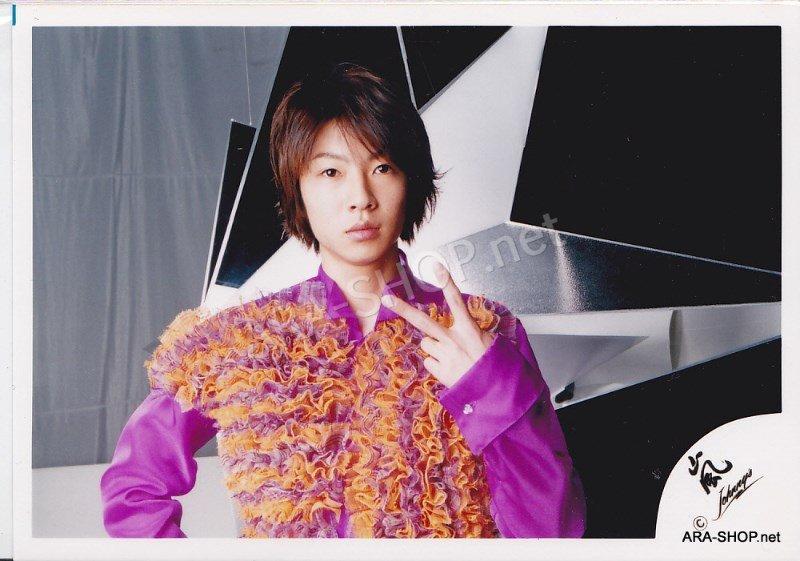 SHOP PHOTO - ARASHI - AIBA MASAKI #078