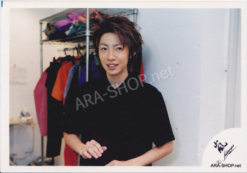 SHOP PHOTO - ARASHI - AIBA MASAKI #082