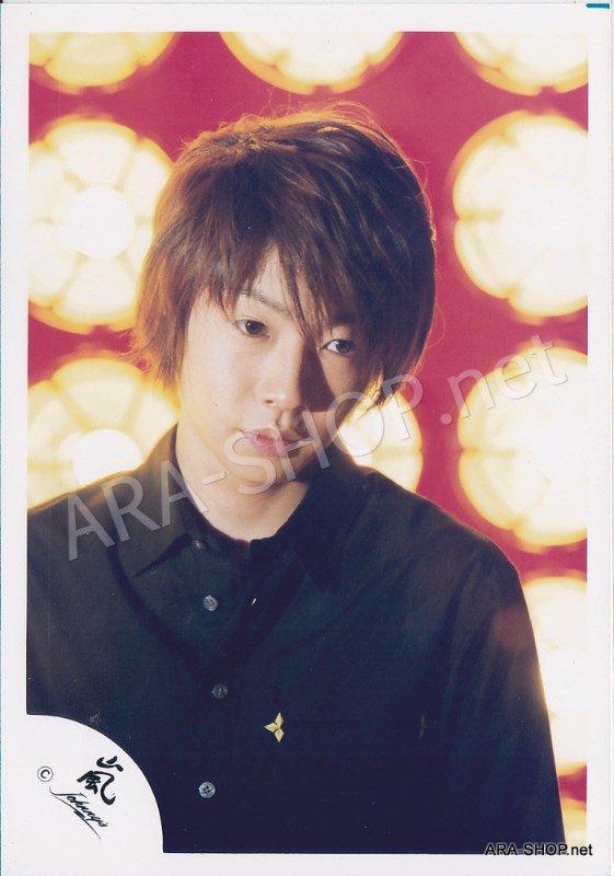 SHOP PHOTO - ARASHI - AIBA MASAKI #084