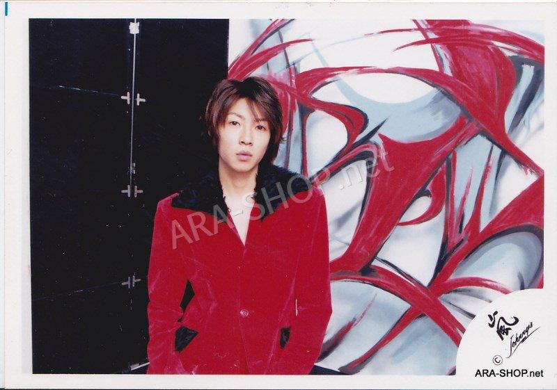 SHOP PHOTO - ARASHI - AIBA MASAKI #091