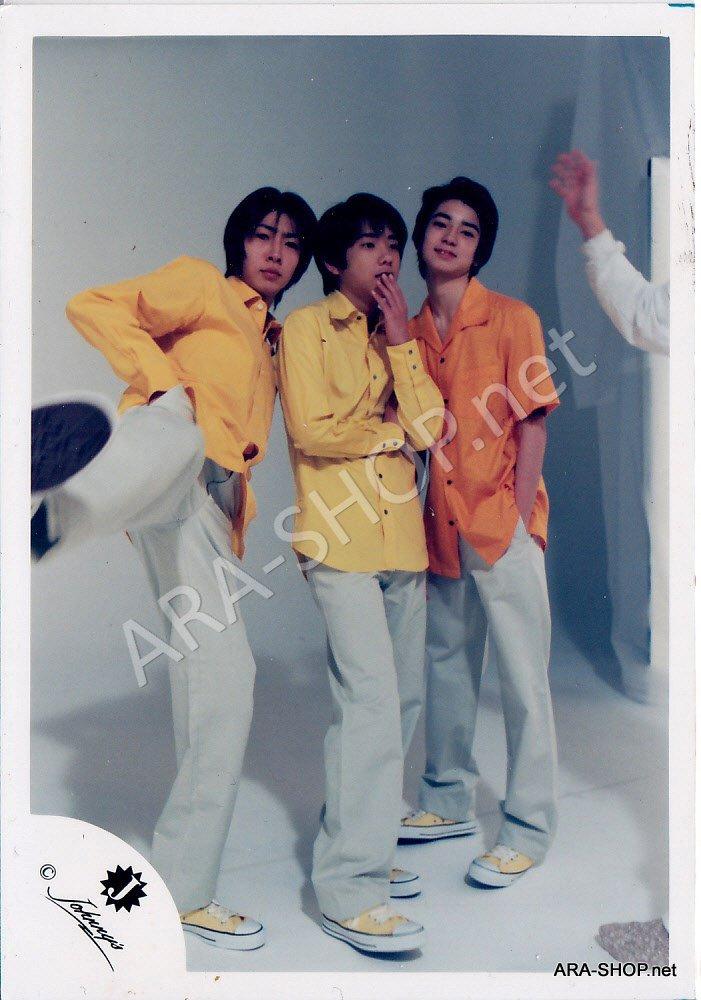 SHOP PHOTO - ARASHI - Johnny's Jrs. - AIBA NINO JUN #069