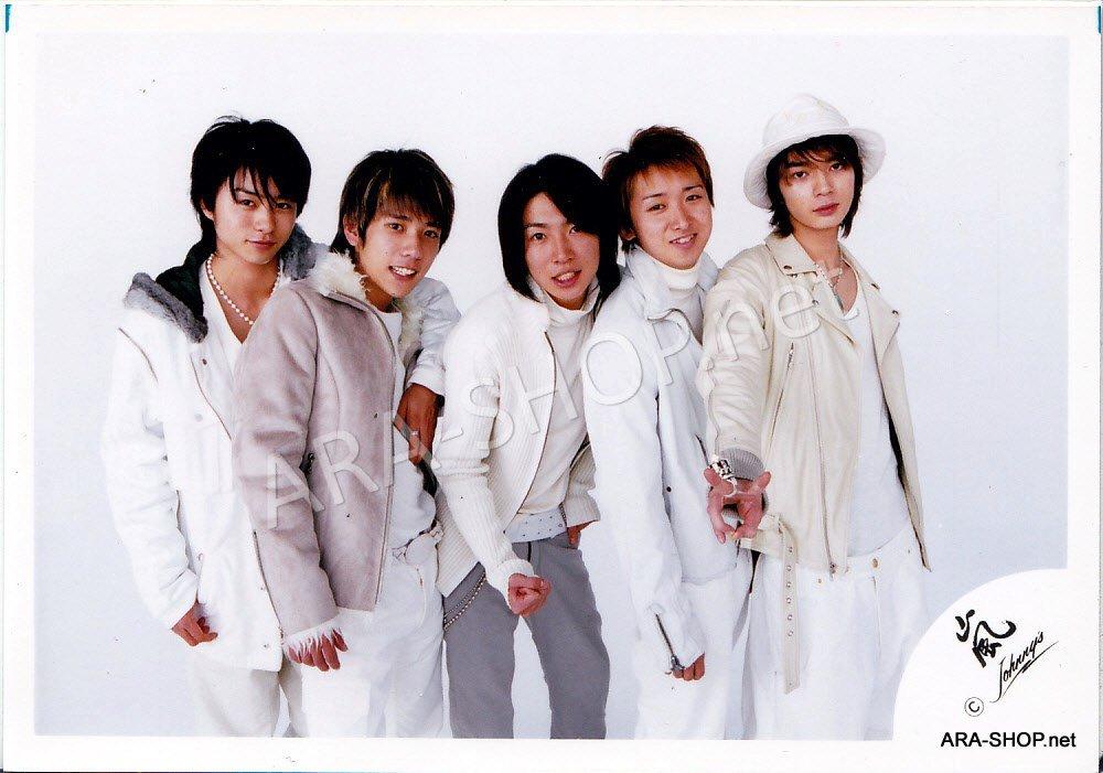SHOP PHOTO - ARASHI - GROUP & MIX #206