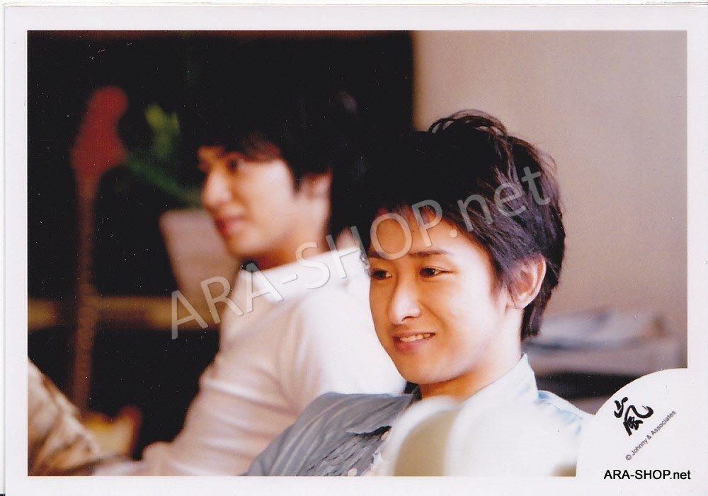 SHOP PHOTO - ARASHI - PAIRINGS - TOSHIUE&SHITA PAIR #010