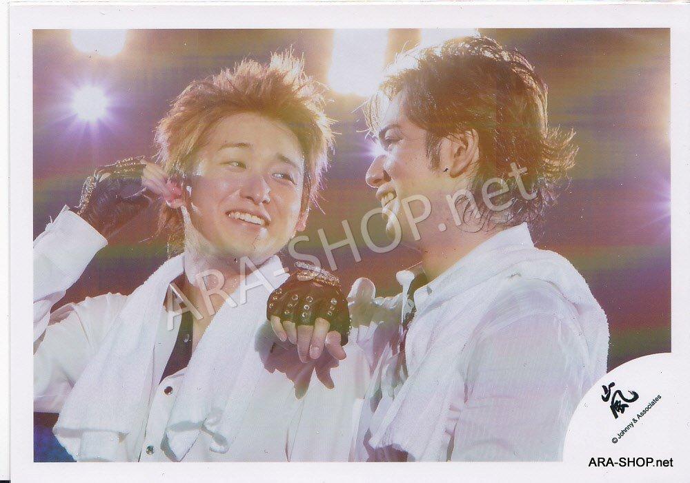 SHOP PHOTO - ARASHI - PAIRINGS - TOSHIUE&SHITA PAIR #014