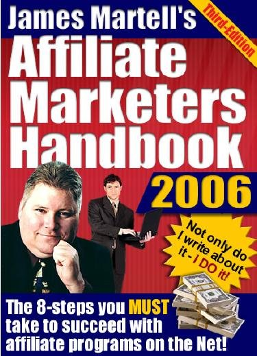 Affiliate marketers handbook