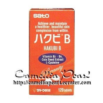 Sato Hakubi B (120 tablets)