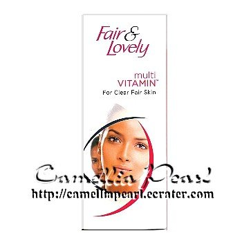 Fair & Lovely Multivitamin Fairness Cream 80g
