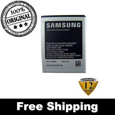 Original Samsung Galaxy R Z GT-i9103 EB-L102GBK EB-F1A2GBU Battery