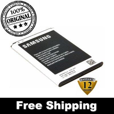Original Samsung Galaxy Note 2 II N7100 EB595675LU Battery