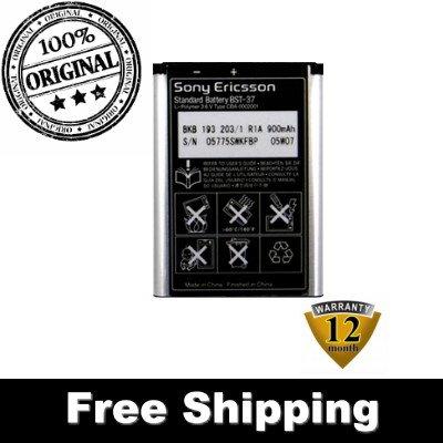 Original Sony Ericsson J120i K610i V630i Z710i BST37 BST-37 Battery