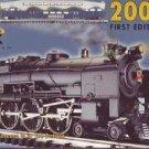 K-LINE 2004 Toy Railroad RR Train Elec Trains Catalog