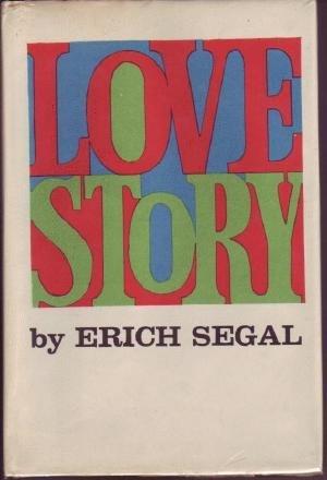 LOVE STORY Erich Segal HCDJ Harvard Tearjerker Novel