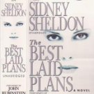 Sidney Sheldon BEST LAID PLANS unabridged AudioBook