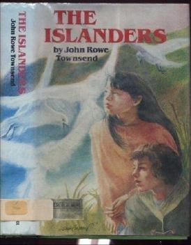 THE ISLANDERS 1st Ed HBDJ Halcyon Island Book